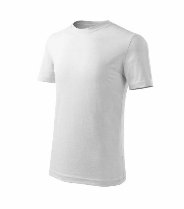 Adlerpóló fehér Gyerek Póló - MALFINI Classic New pólók gyerek