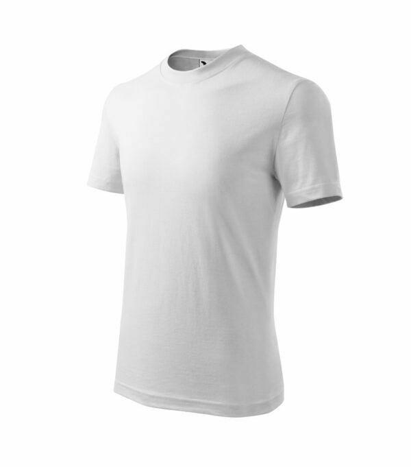 Adlerpóló MALFINI Gyermek fehér Basic pólók gyerek