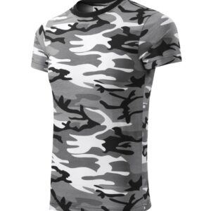 Camouflage pólók unisex 144 (160g)
