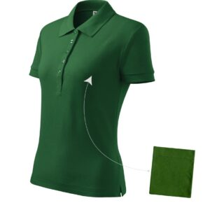 Cotton Polo Shirt Ladies 213 (170g)