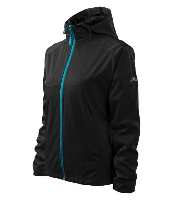 Adlerpóló fekete Női Kabát/Mellény - MALFINI Cool jacket női