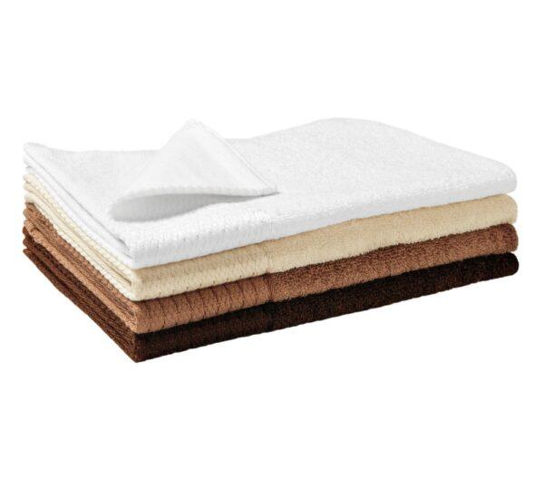 Adlerpóló fehér UNISEX Frottír - MALFINIPREMIUM Bamboo Golf Towel