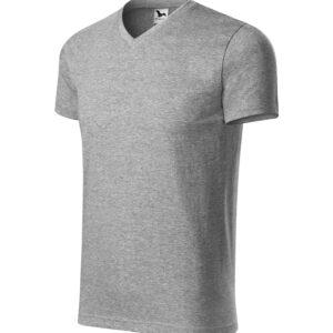 Heavy V-neck pólók unisex 111 (200g)