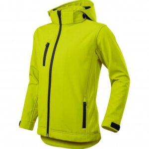 Performance softshell kabát gyerek 535 (300g)