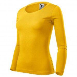 FIT-T LS pólók női 169 (160g)